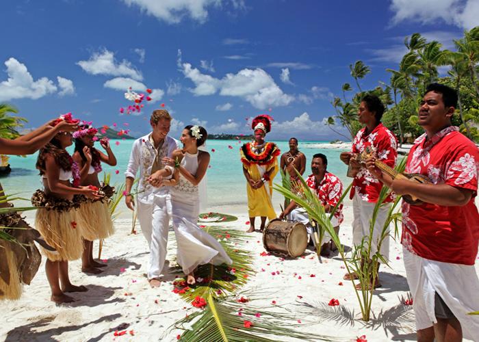 Путешествие и свадьба за границей 2