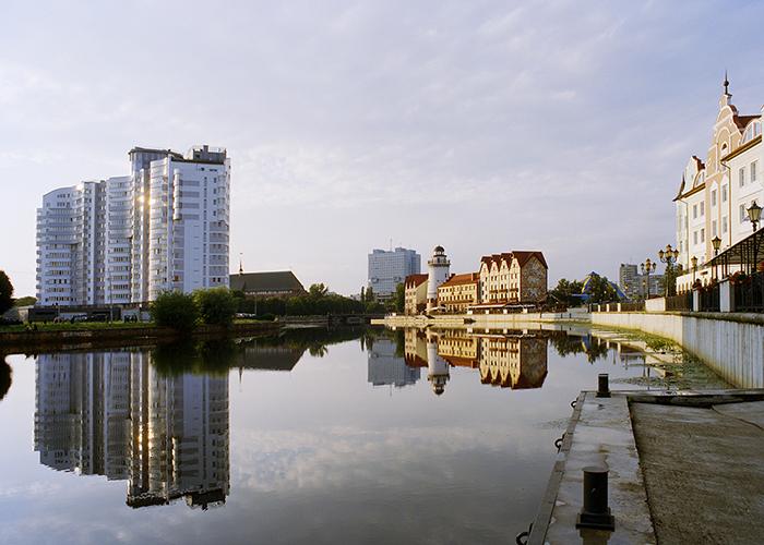 Путешествие по Калининграду 4