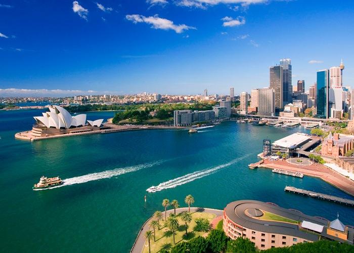 Путешествие по миру Австралия 3