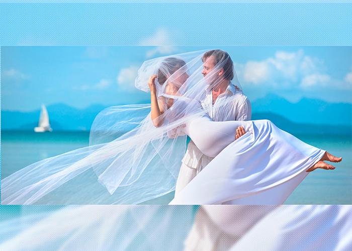 Свадьба и путешествие за границу 2