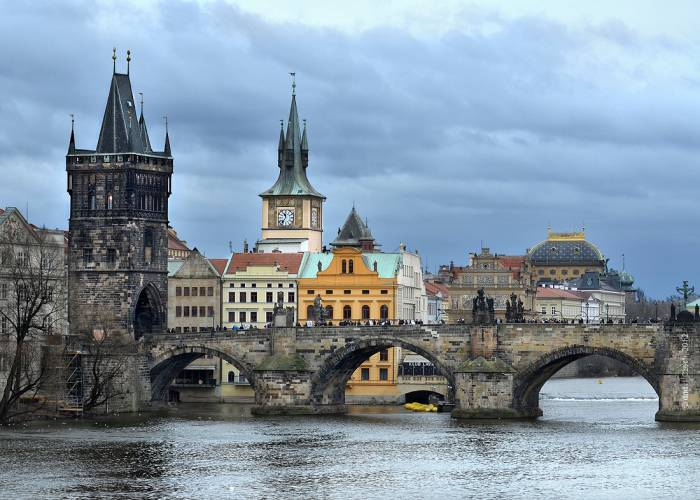 Путешествие по городам Европы 3