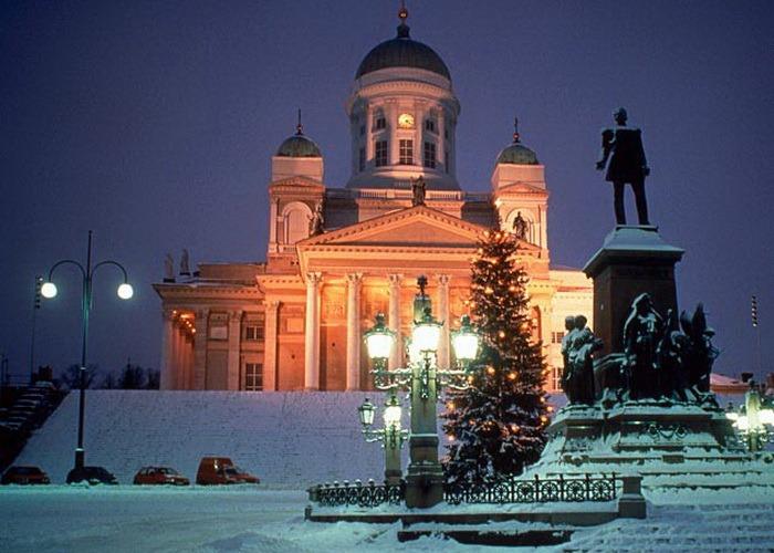 Путешествие по северной столице России 2
