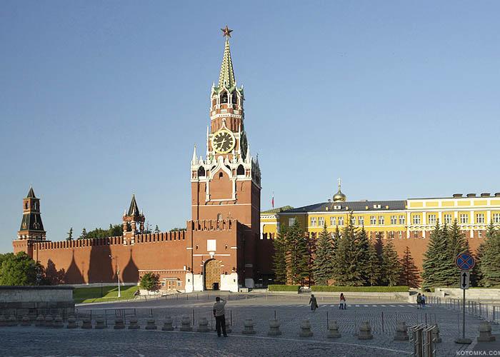 Путешествие по Москве 2