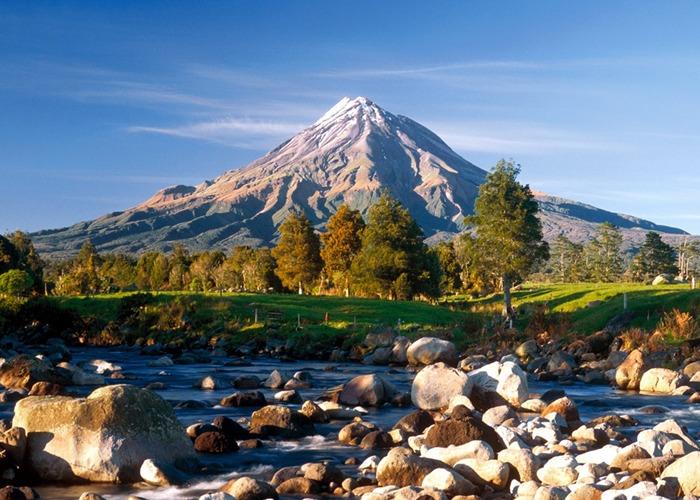 Путешествие по Новой Зеландии 2
