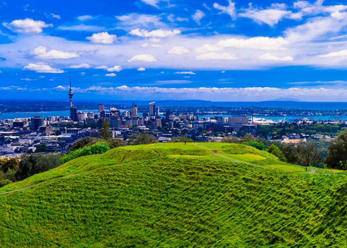 Путешествие по Новой Зеландии 3