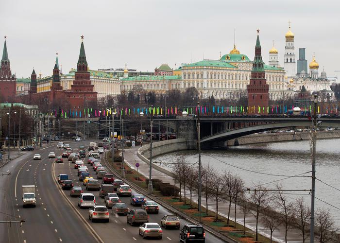 Путешествие по России Москва 3