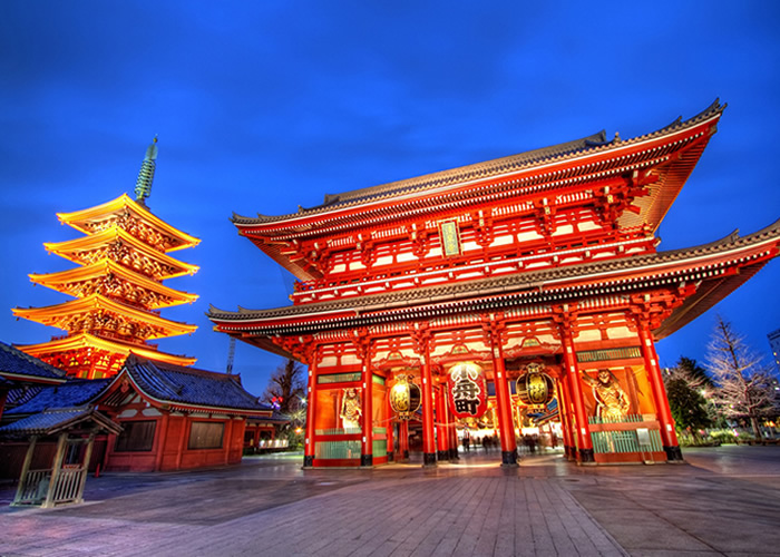 Путешествие по Японии трансфер из аэропорта 4