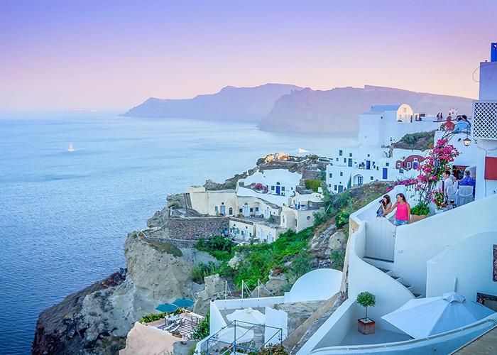 Путешествие по красивой Греции 2