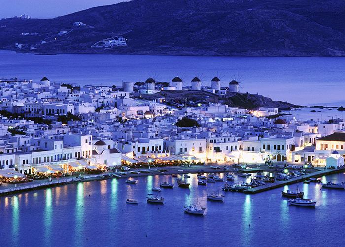 Путешествие по красивой Греции 3