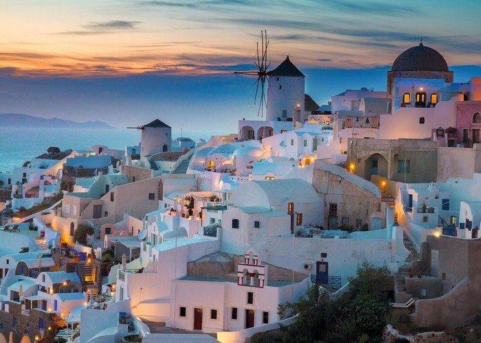 Путешествие по красивой Греции 4