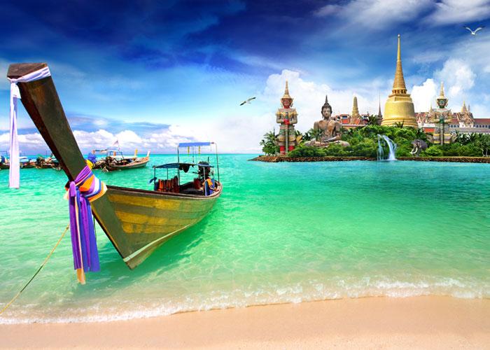 Путешествия по странам у моря 2