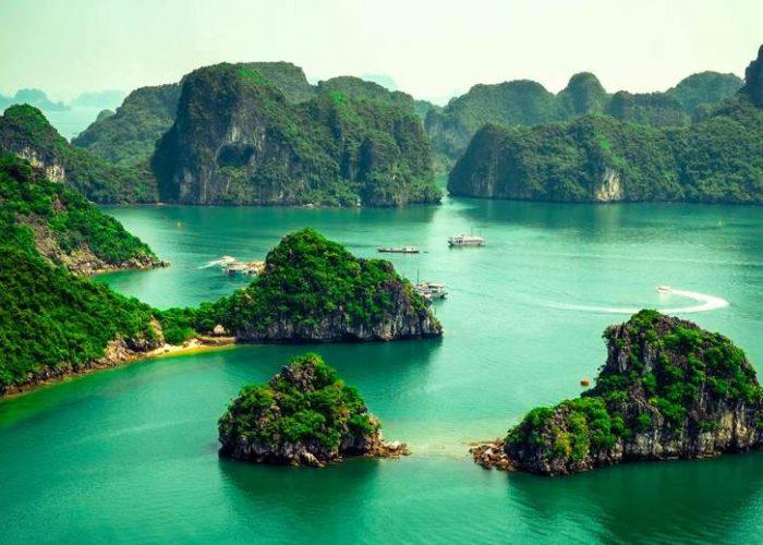 Путешествие по необычному Вьетнаму