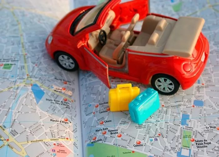 Интересное путешествие на машине 4