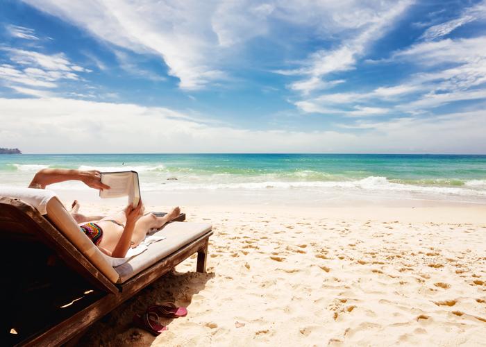 Пляжный отдых и путешествие 3