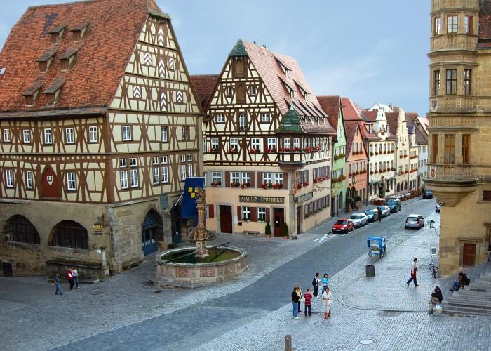 Путешествие по Германии 4
