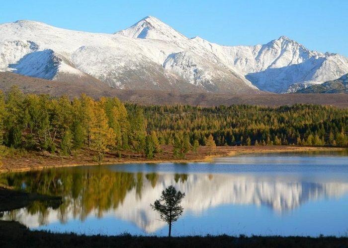 Путешествие по Алтаю и другим курортных зонам 3