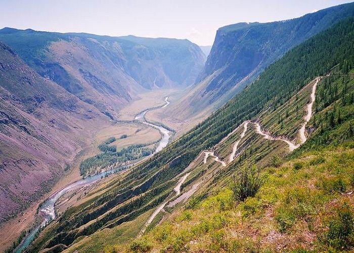 Путешествие по Алтаю и другим курортных зонам 4
