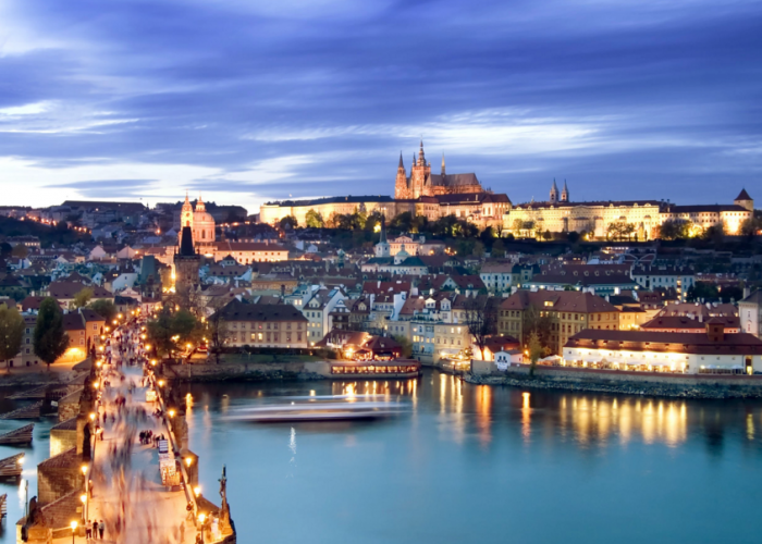 Путешествие по Европе Прага 2