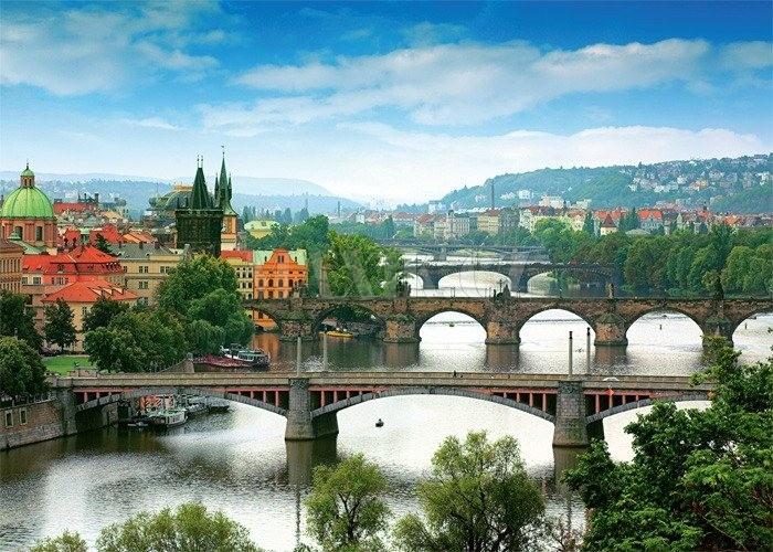 Путешествие по Европе Прага 3