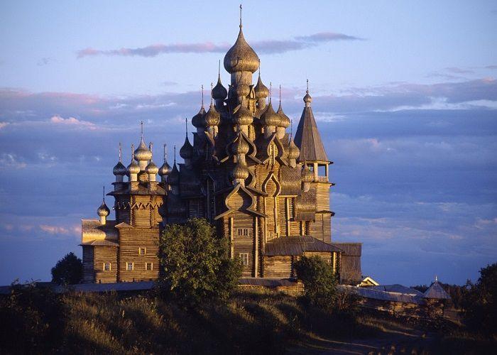 Путешествие по России и не только 6