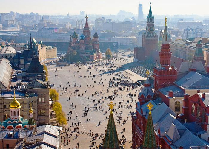 Путешествие по интересным городам России 3