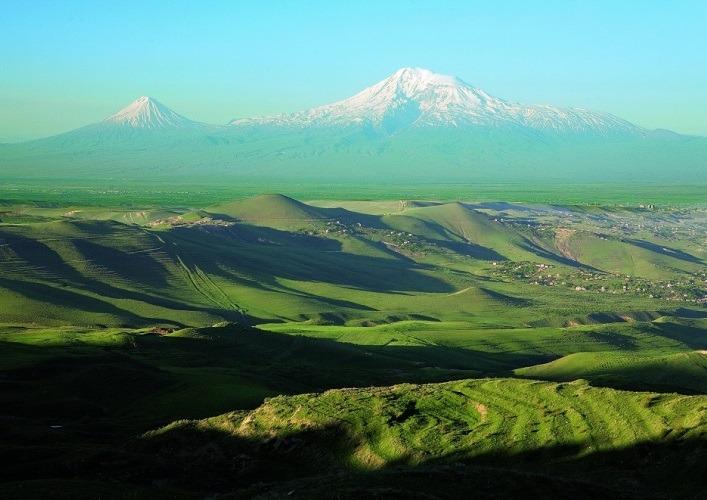 Ararat. Noahs Ark 3