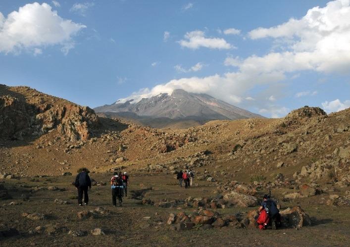 Ararat. Noahs Ark 4