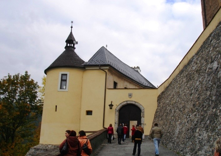 Historical monuments of Europe Cesky Sternberk Castle 3