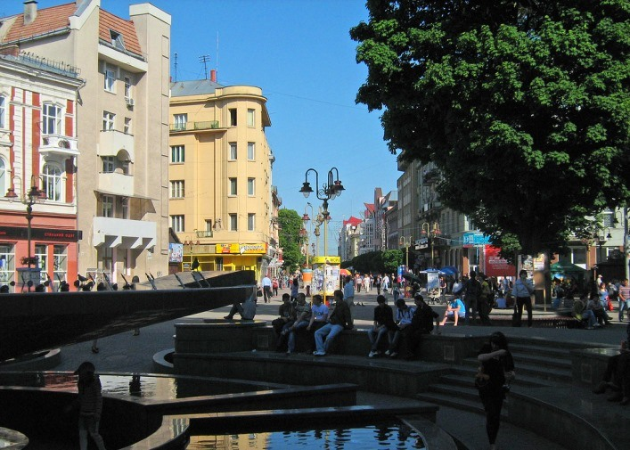 Ivano Frankivsk. What to see where to visit 3
