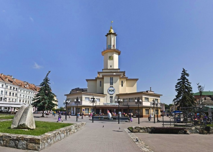 Ivano Frankivsk. What to see where to visit 4