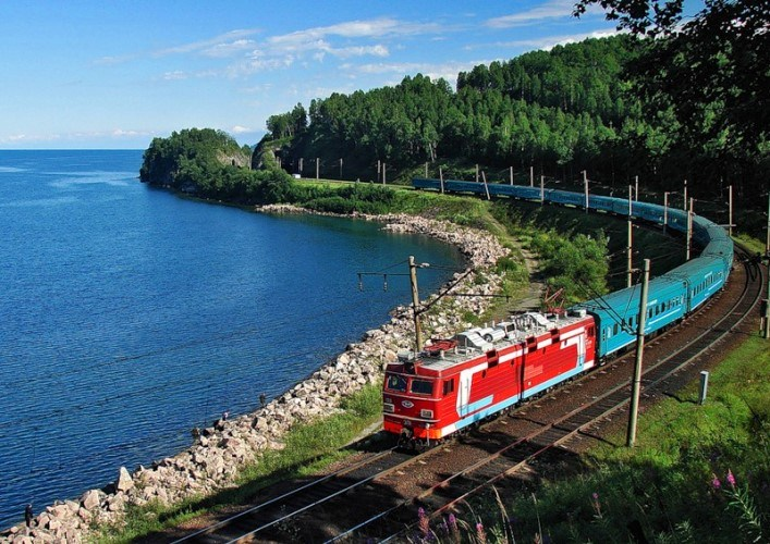 Journey Through Russia Baikal Great Lake 2