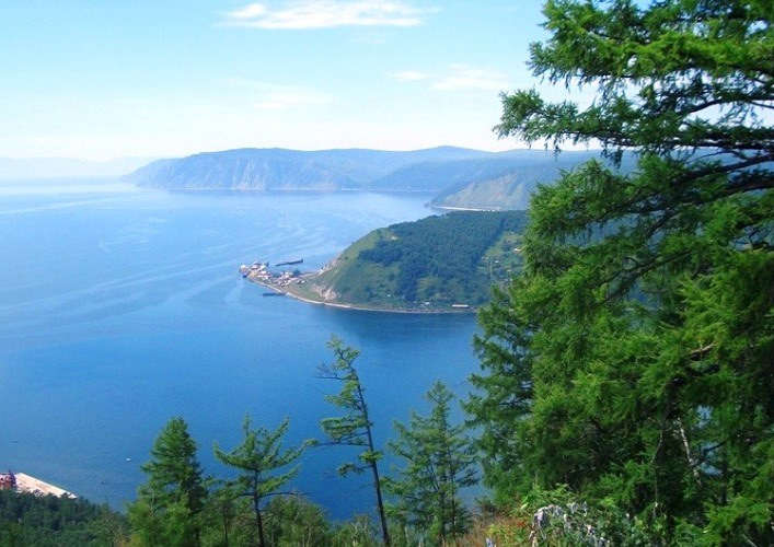 Journey Through Russia Baikal Great Lake 3