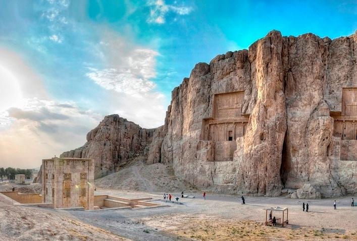 Persepolis Nakshe Rustam 2