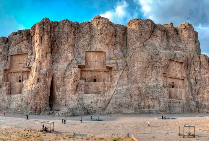 Persepolis Nakshe Rustam 3