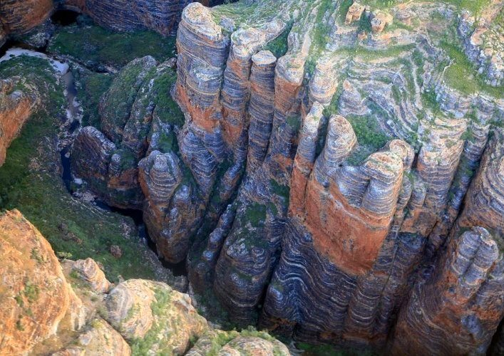 Purnululu National Park or interesting places in Australia 2