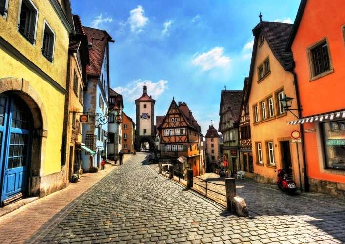 Rothenburg ob der Tauber 3