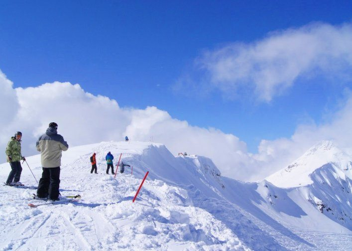 Ski holidays in Russia 2