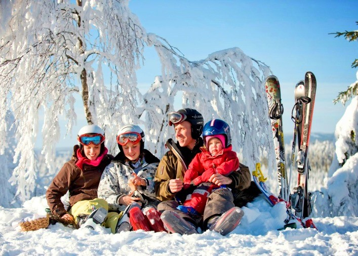 Ski holidays in Russia 3