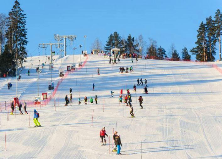 Ski holidays in the Leningrad region 2