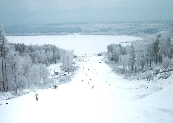 Ski holidays in the Leningrad region 3