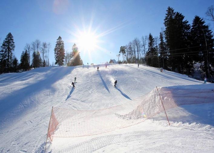 Ski holidays in the Leningrad region 4