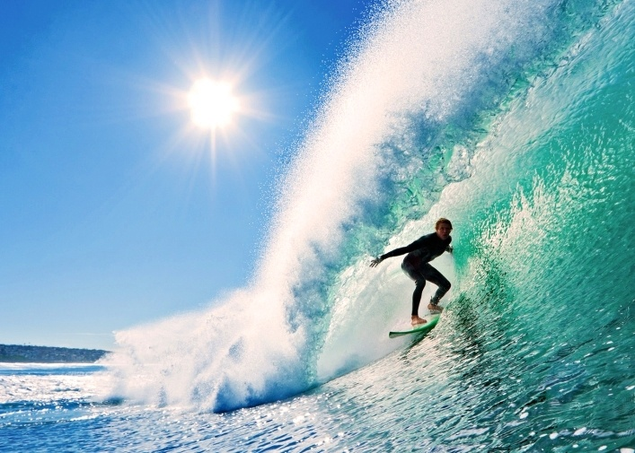 Surfing in the Canary Islands 2