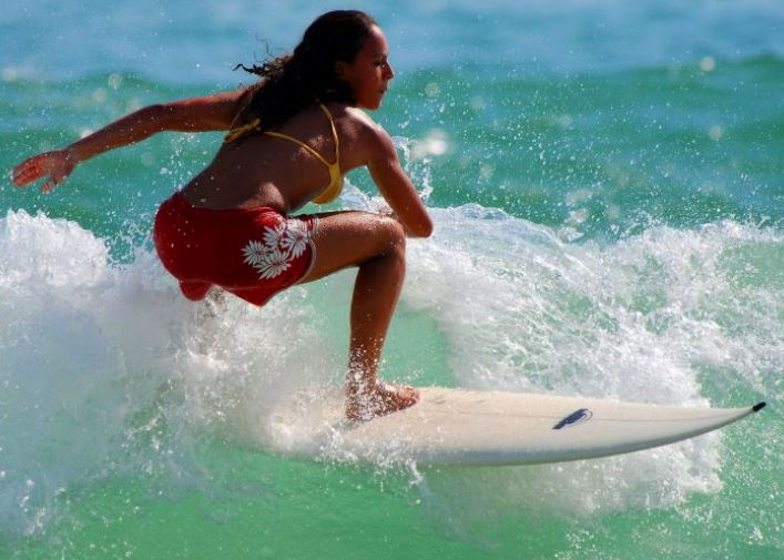 Surfing in the Canary Islands 3