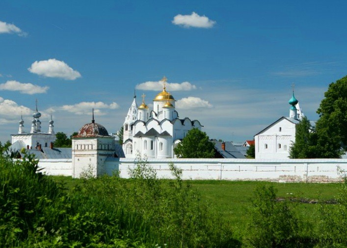 Suzdal. What to see where to visit 3