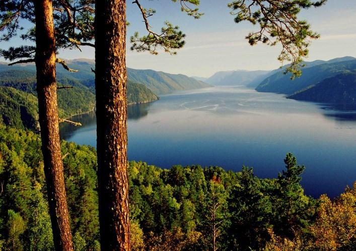 Teletskoye Lake 2