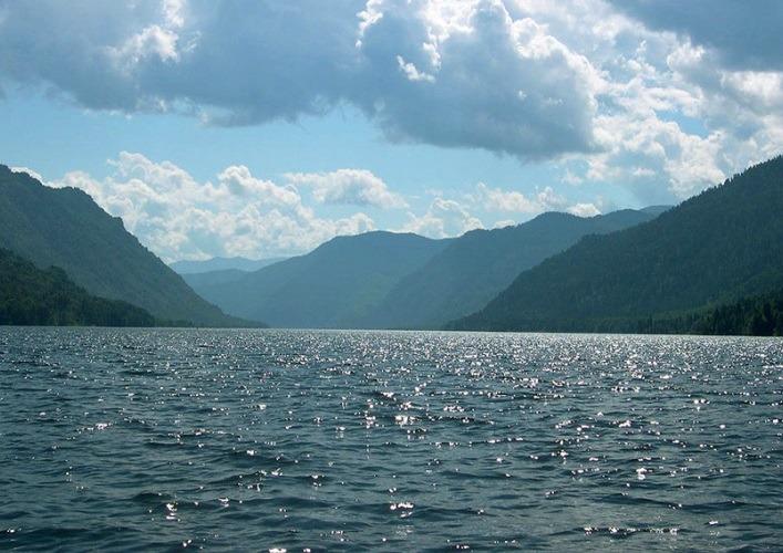 Teletskoye Lake 3