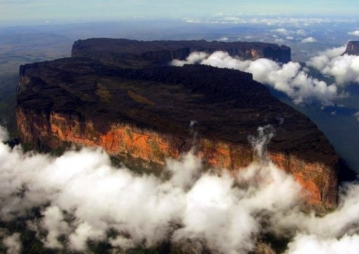 Tepui. Canaima National Park in Venezuela 4