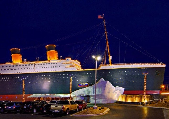 The Titanic Museum 2