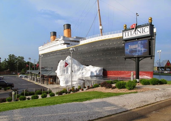 The Titanic Museum 3