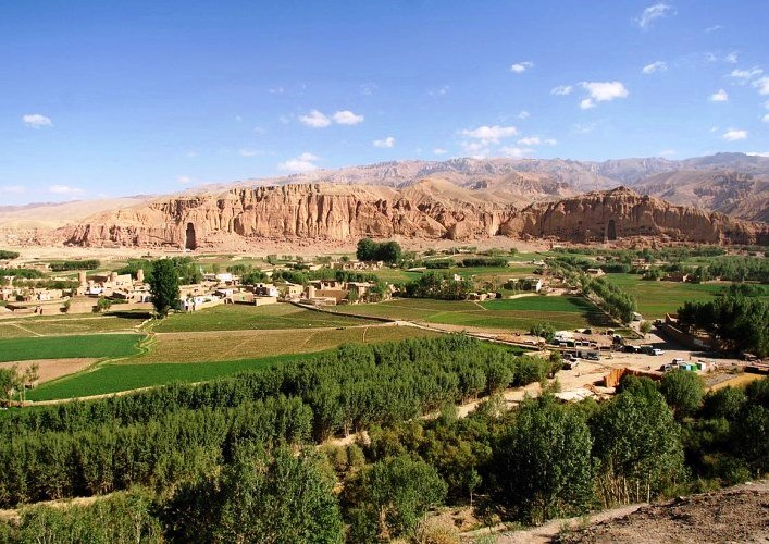 The most interesting places in Asia the Buddhas of Bamiyan 4